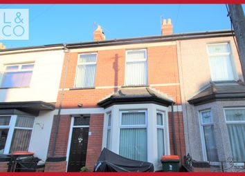 Thumbnail 2 bed terraced house to rent in Walsall Street, Newport