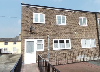 Thumbnail 3 bed flat to rent in Ipswich Street, Stowmarket, Suffolk