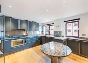 Thumbnail 4 bed flat to rent in Sailmakers Court, William Morris Way, London