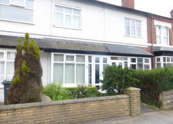 Thumbnail 2 bed terraced house for sale in Hampton Court Road, Harborne, Birmingham