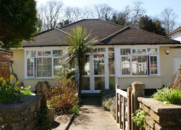 Thumbnail 2 bed bungalow for sale in Holmwood Avenue, Sanderstead, South Croydon, Surrey