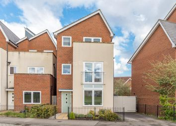 Thumbnail 3 bed detached house for sale in Sinatra Drive, Oxley Park, Milton Keynes, Buckinghamshire