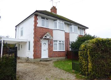 Thumbnail 3 bed semi-detached house to rent in Westlands Avenue, Reading