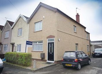 Thumbnail 2 bed end terrace house for sale in North View, Soundwell, Bristol