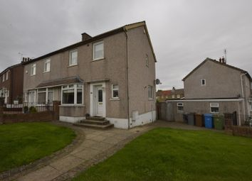 Thumbnail 2 bed semi-detached house for sale in Craighlaw Avenue, Glasgow