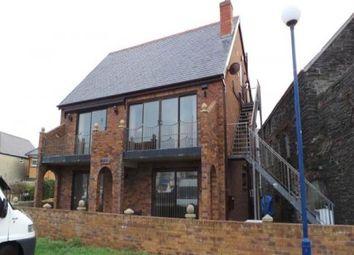 Thumbnail 1 bed flat to rent in Attic Flat, Rheidol Villa, Trefechan, Aberystwyth