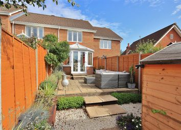 Thumbnail 2 bedroom terraced house for sale in Alder Heights, Branksome, Poole