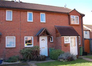Thumbnail 2 bed terraced house to rent in The Dell, Aylesbury
