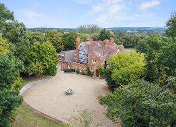Woodlands Lane, Stoke D'abernon, Cobham, Surrey KT11. 8 bed detached house