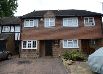 Thumbnail 3 bed terraced house for sale in Cottage Field Close, Sidcup