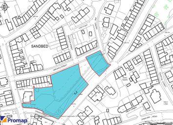 Thumbnail Land for sale in Greaves Street, Mossley, Ashton-Under-Lyne