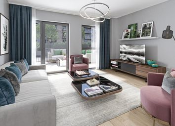 "Thumbnail 4 bed duplex for sale in ""Castle Street"" at 1 Academy House, Thunderer Street, London"