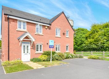 Thumbnail 3 bed semi-detached house for sale in Richardson Way, Langley Country Park, Derby