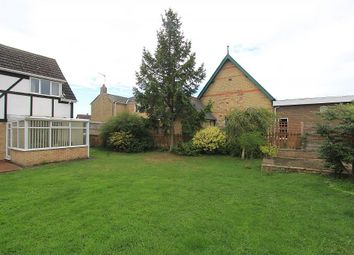 Thumbnail 4 bedroom detached house for sale in The Green, Ellington, Huntingdon, Cambridgeshire
