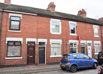 Thumbnail 2 bedroom terraced house for sale in Coronation Road, Hartshill, Stoke On Trent
