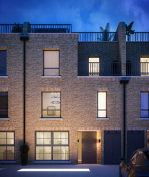 Thumbnail 3 bed town house for sale in Rectory Grove, London