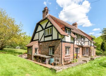 Thumbnail 3 bed detached house for sale in Guildford Road, Clemsfold, Horsham, West Sussex