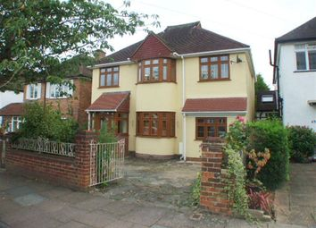 Thumbnail 4 bed detached house to rent in Devereux Drive, Watford, Hertfordshire