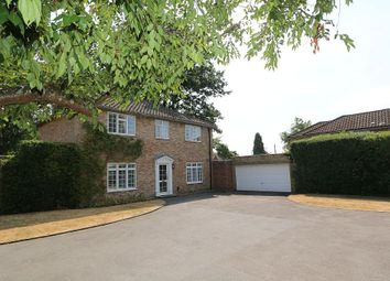 Thumbnail 4 bed detached house for sale in Beauforts, Englefield Green, Egham, Surrey