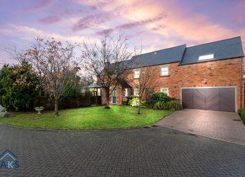 4 bed detached house for sale in Hayley Croft, Duffield, Belper DE56