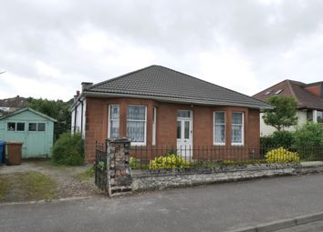Thumbnail 3 bed detached bungalow for sale in 7 Caplethill Road, Barrhead