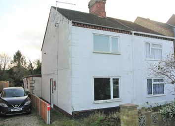 Thumbnail 3 bed semi-detached house for sale in Stanley Street, Bourne, Lincolnshire