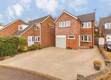 Thumbnail 4 bed detached house for sale in Wickenfields, Ware