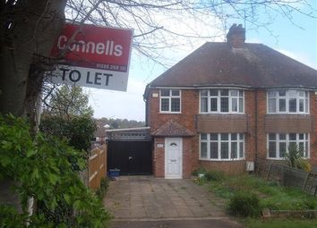 Thumbnail 3 bed semi-detached house to rent in Warwick Road, Banbury