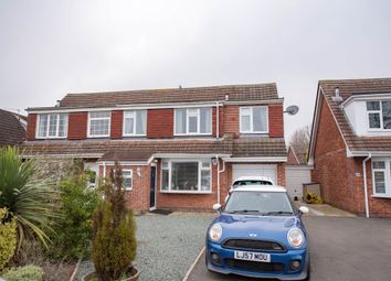 Thumbnail 4 bed semi-detached house for sale in Cox Drive, Bottesford, Nottingham