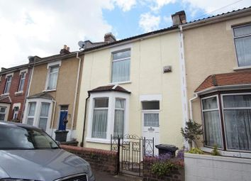 Thumbnail 2 bed terraced house to rent in Herbert Crescent, Eastville, Bristol