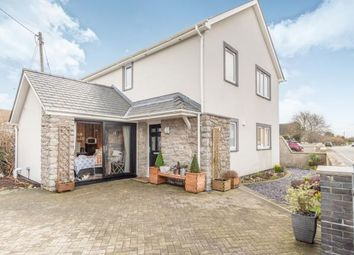 Thumbnail 4 bed detached house for sale in Pine Cones, Four Mile Bridge, Holyhead, Anglesey