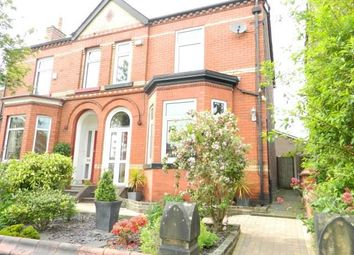 Thumbnail 4 bed semi-detached house to rent in Hazelhurst Road, Worsley, Manchester
