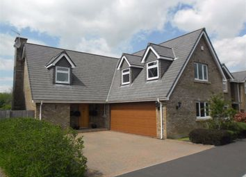 Thumbnail 4 bed detached house for sale in Broadwood, Penllergaer, Swansea