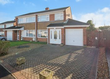3 bed semi-detached house for sale in Downs View Road, Westbury BA13