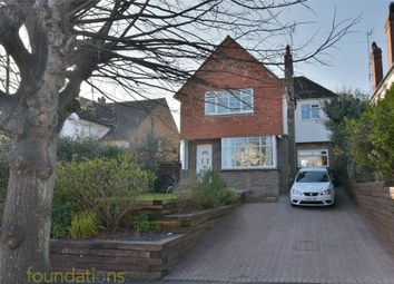 Thumbnail 4 bed detached house for sale in 45 Knebworth Road, Bexhill-On-Sea, East Sussex