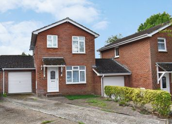 3 bed link-detached house for sale in The Mount, Ringwood BH24