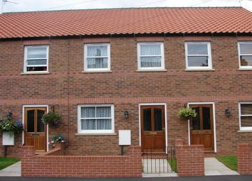 Thumbnail 2 bed terraced house to rent in Norton, Malton