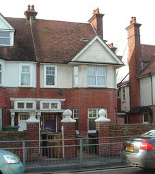 Thumbnail 1 bed flat to rent in Willingdon Road, Eastbourne
