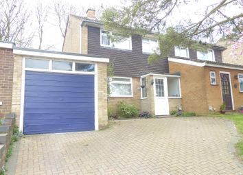 Thumbnail 3 bed semi-detached house for sale in Derwent Drive, Dunstable