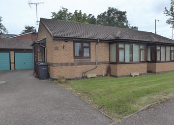 Thumbnail 2 bedroom terraced bungalow for sale in Monyhull Hall Road, Birmingham
