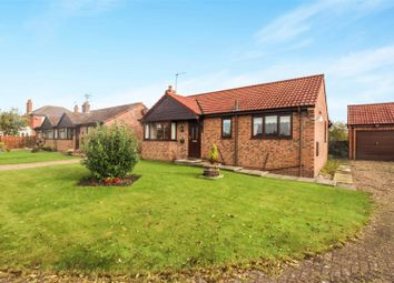 Thumbnail 3 bed detached bungalow for sale in Braemar Court, Beeford, Driffield