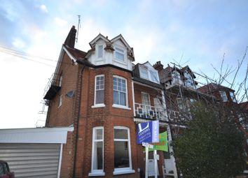 Thumbnail 2 bedroom flat to rent in Queens Road, Felixstowe