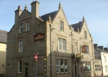 Thumbnail Leisure/hospitality for sale in The Crown Hotel, Rawtenstall