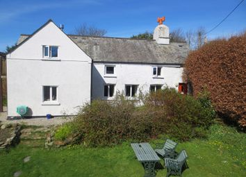 Thumbnail 3 bed detached house for sale in St Clether, Launceston, Cornwall