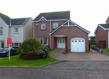 Thumbnail 4 bed detached house for sale in Maggie Duncan Close, Inchture, Perthshire