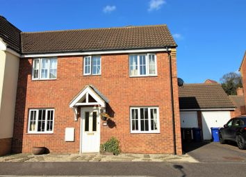 Thumbnail 3 bed link-detached house for sale in Hodges Close, Chafford Hundred, Grays