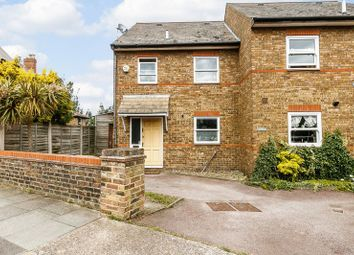 Thumbnail 3 bed semi-detached house for sale in Manwood Road, London