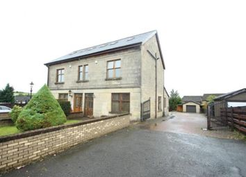 Thumbnail 4 bed semi-detached house for sale in Towers Road, Airdrie, North Lanarkshire