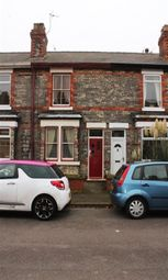 Thumbnail 2 bed terraced house to rent in Newport Avenue, Selby