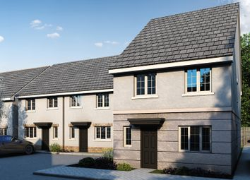 Thumbnail 4 bed detached house for sale in The Dovecote Plot 21, Rowans, Horn Lane, Plymstock, Devon